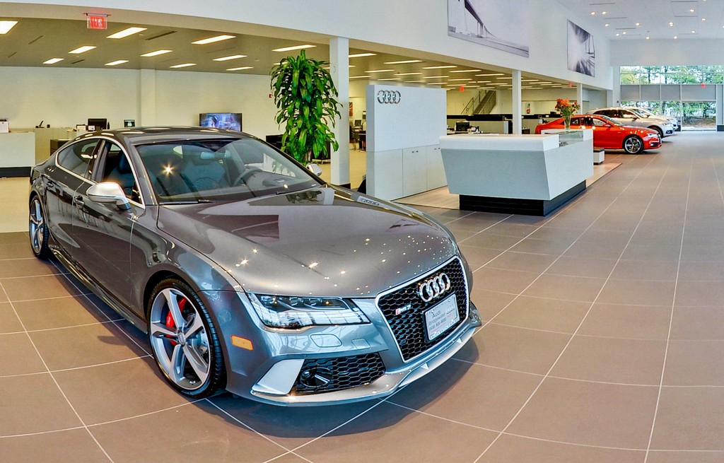 Audi Bridgewater crop